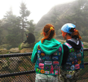 Girl Scout Day @ Grandfather Mountain