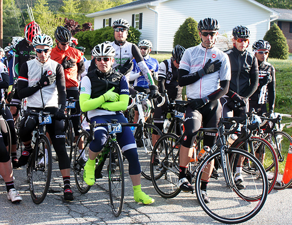 Statewide Cycle Ride Kicks Off in Banner Elk