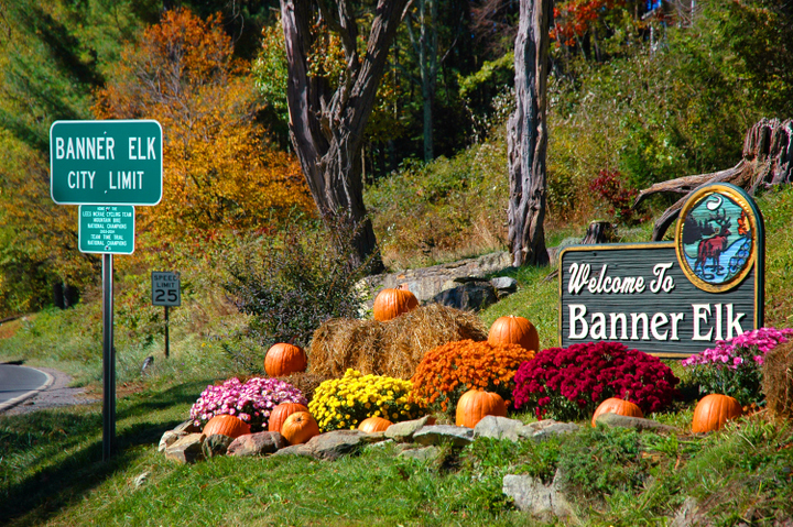 welcome to the town of banner elk north carolina - 720×479