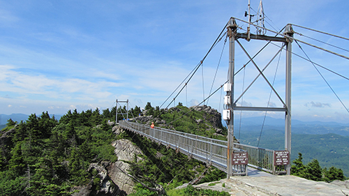 Grandfather Mountain Banner Elk North Carolina