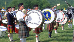 Grandfather Mountain Highland Games 2020.Grandfather Mountain Highland Games Banner Elk Nc