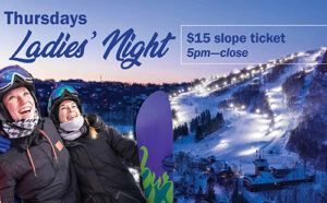 Ladies Night @ Beech Mountain Resort | Beech Mountain | North Carolina | United States