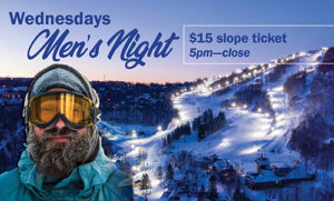 Men's Night @ Beech Mountain Resort | Beech Mountain | North Carolina | United States