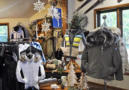 Ski Apparel shop Banner Elk Boone North Carolina