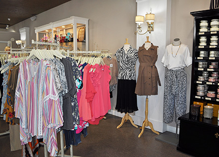Upscale Women's fashion boutique in Banner Elk, NC