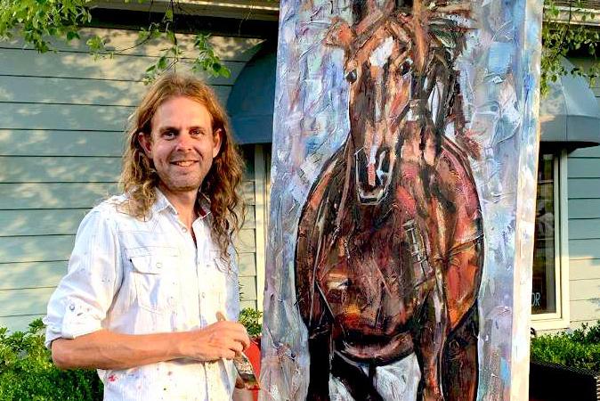 Kent Paulette artist Banner Elk North Carolina