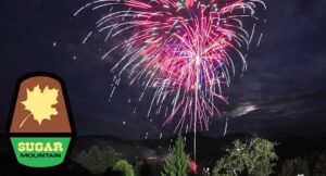 Sugar Mountain Fireworks @ Sugar Mountain Resort | Sugar Mountain | North Carolina | United States